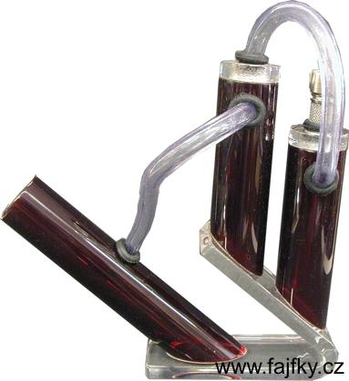 Vodní dýmka - Dvojitý rychlozhul V