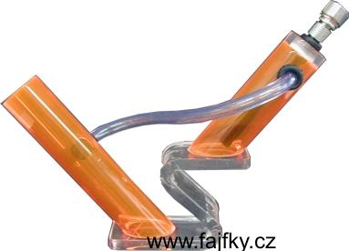 Vodní dýmka - Rychlozhul oranžový