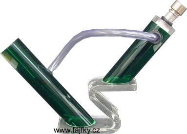 Vodní dýmka - Rychlozhul zelený