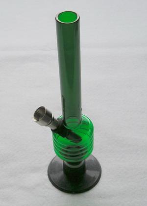 Vodní dýmka - Tlumič zelený
