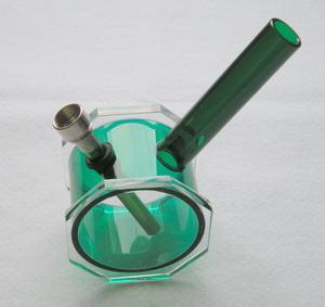 Vodní dýmka - Bongo zelené