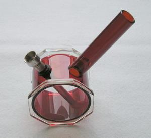 Vodní dýmka - Bongo vínové