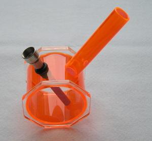 Vodní dýmka - Bongo oranžové