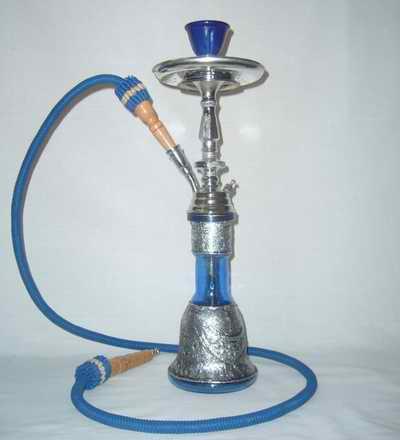 Vodní dýmka - Šíša modrá VIP 1