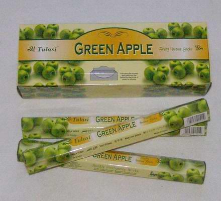 Vonné tyčinky - Zelené jablko