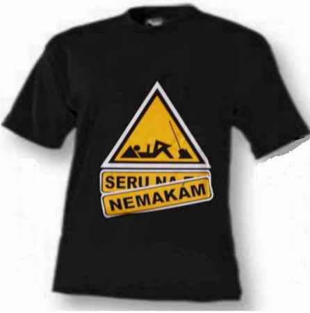 Tričko - Nemakám M