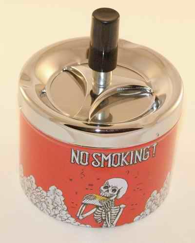Popelník otočný 9- NO SMOKING!