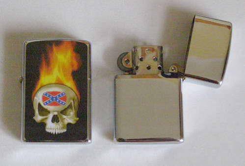 Benzínový zapalovač - SSG 5