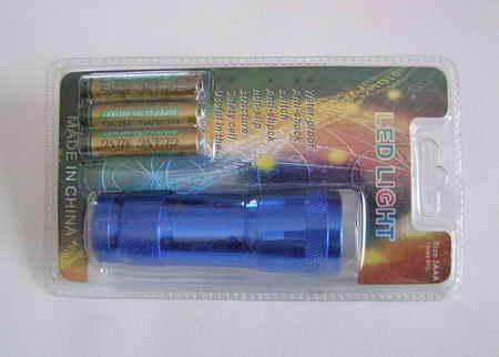 Svítilna 14D blue