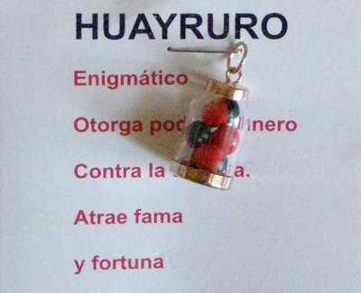 AMULET - HUAYRURO