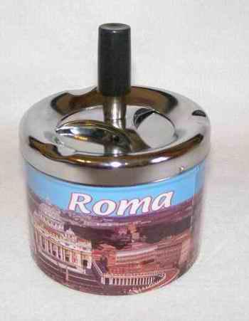 Popelník otočný 12- Roma