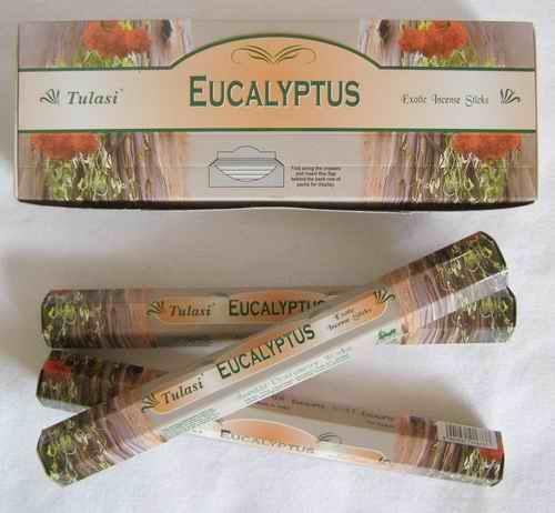 Vonné tyčinky - Eukalypt
