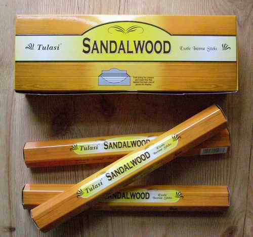 Vonné tyčinky - SandalWood