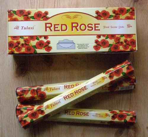 Vonné tyčinky - Red Rose