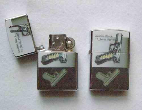 Zapalovač - Rifles 2