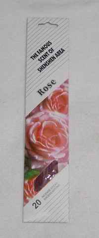 Vonné tyčinky - Růže
