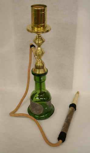 Vodní dýmka - Šíša zelená 1
