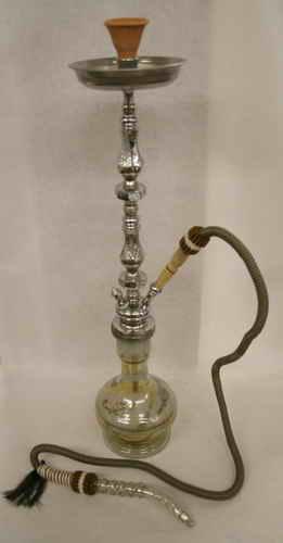 Vodní dýmka - Šíša silver