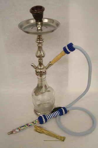 Vodní dýmka - Šíša bílá 2